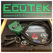Ecutek Cable Display